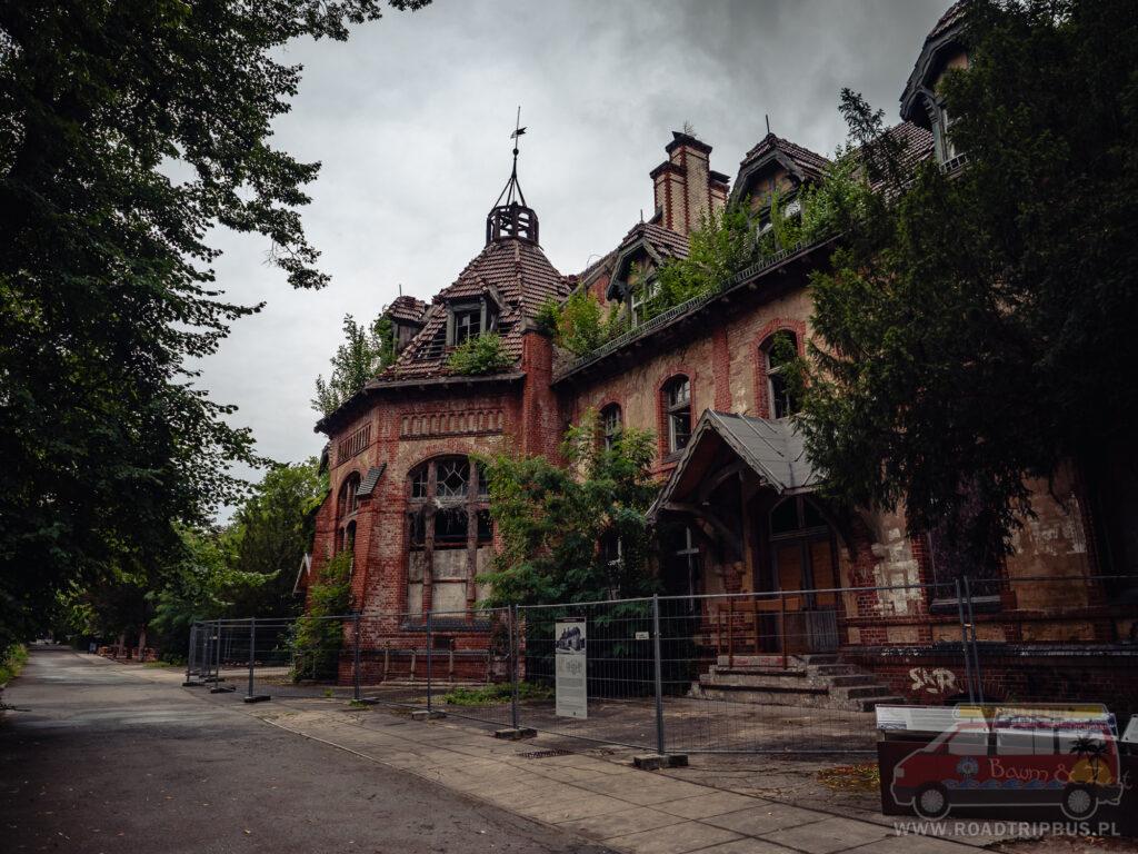 szpital w beelitz