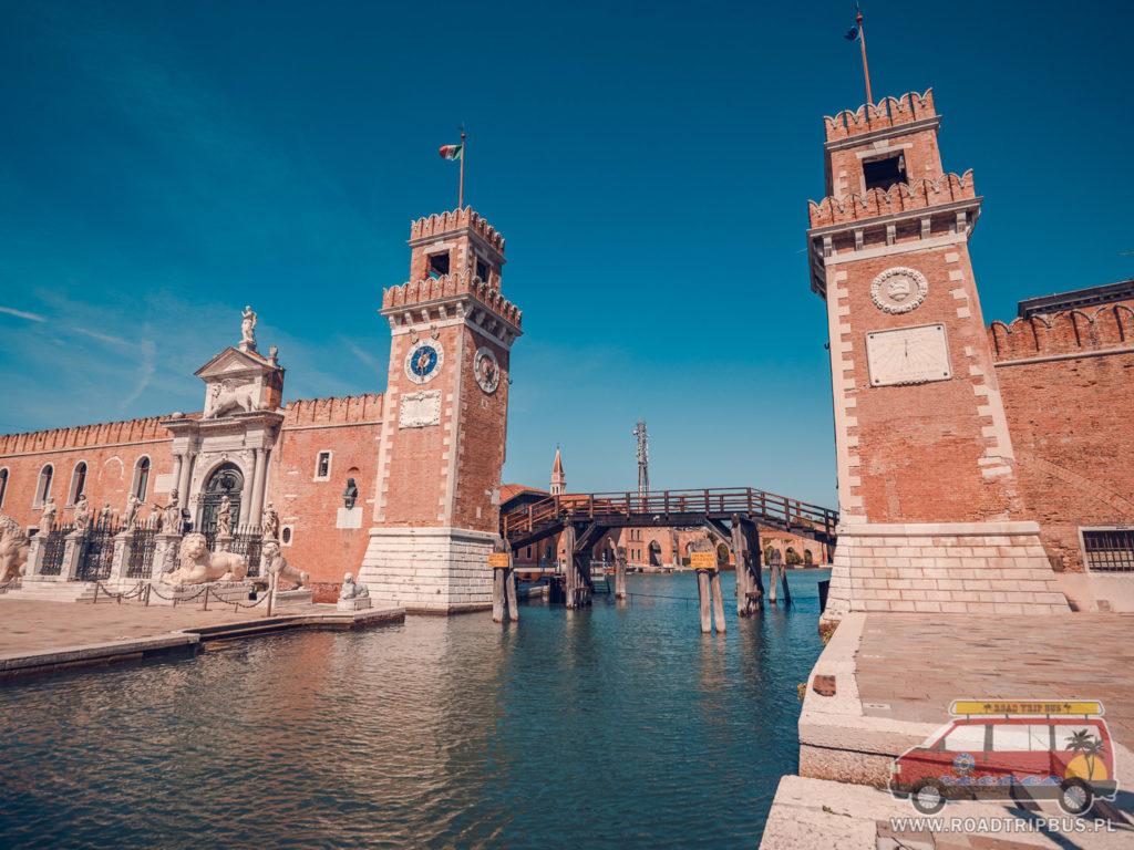 Arsenał w Wenecji